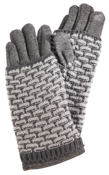 Cham Cham Handschuhe, 50% Polyester 50% Baumwolle