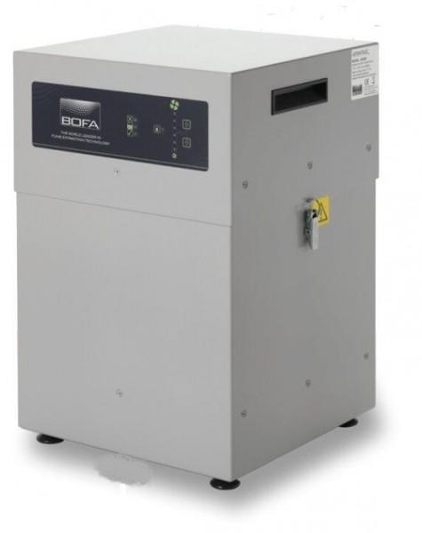 BOFA Laserabsauganlage AD 350, Durchflussmenge 380 m3/h, Lautstärke <60 dB(A)
