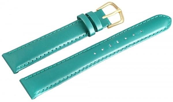 Echt Lederband hell grün