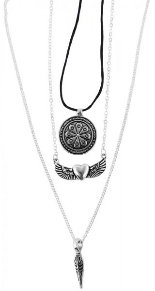 Cham Cham Metall Damen Ankerkette, Länge: 60 cm / Stärke: 1 mm