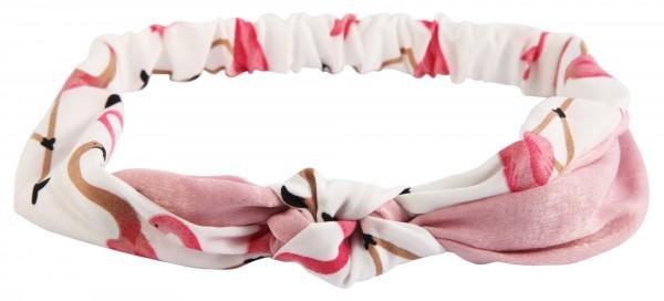 Stirnband, Polyester, Größe: flexibel durch Gummizug